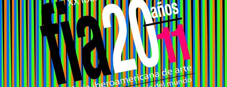 Feria Internacional del Arte 2011, Caracas