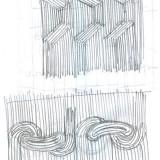 Bocetos, proceso creativo
