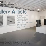 Galery Artists