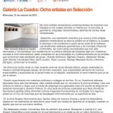 Analítica Colectiva Selección, Miércoles 31 de Octubre 2012
