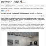 Arte en La Red Galery Artists, Miércoles 25 de Enero 2012