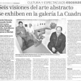 El Nacional Colectiva Montaje, Martes 4 de Septiembre 2012