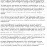 El Universal Arte al Rescate, Sábado 14 de Julio 2012