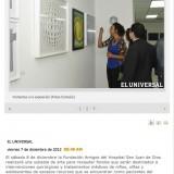El Universal Subasta por Una Sonrisa, Viernes 7 de Diciembre 2012