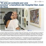 Globovisión Subasta por Una Sonrisa, Jueves 6 de Diciembre 2012