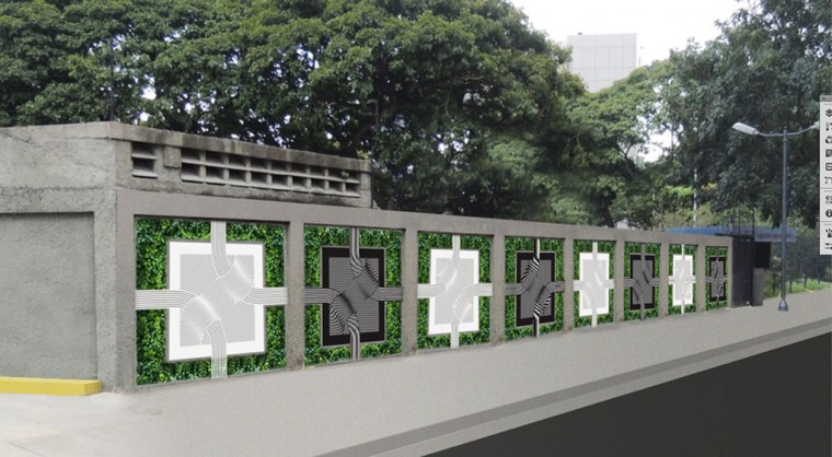 Proyecto (pared lateral)
