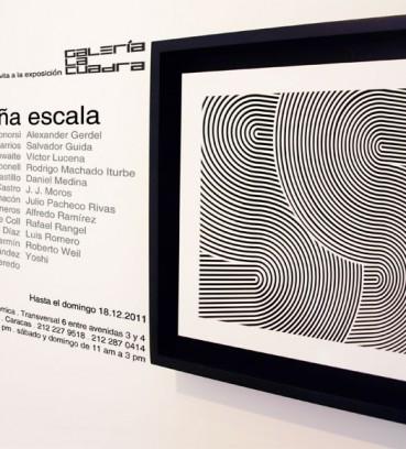 Pequeña Escala, Galería La Cuadra