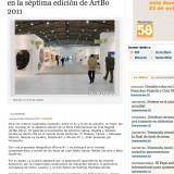 Notas de Prensa, ArtBo 2011